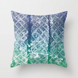 Knitwork II Throw Pillow