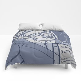 Dear Stephen Hawking / Stay Wild Collection Comforters