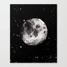 Moon Landing Canvas Print