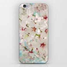 Cherry Blossom afternoon iPhone & iPod Skin