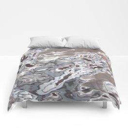 SILVER WATER Comforters
