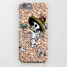 DANCING CALAVERA  iPhone 6s Slim Case