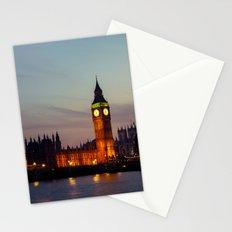 London   Big Ben Stationery Cards