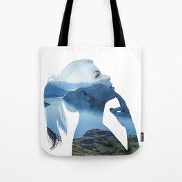 Serenity One Tote Bag