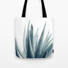 Agave Blue Vibe #1 #tropical #decor #art #society6 Tote Bag