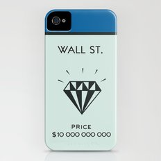 Occupy Wall Street? Slim Case iPhone (4, 4s)