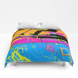 High-Flyin' Scooter Champ Comforters