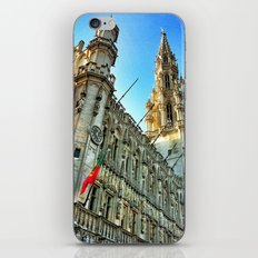 Grand Place Brussels iPhone & iPod Skin