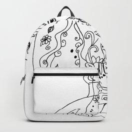 Devika Little Genie  Backpack
