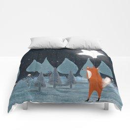 the star balloon Comforters