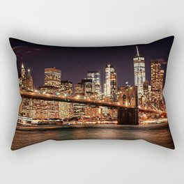 USA - New York City - NEW! Rectangular Pillow