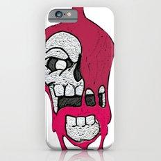 inked skull Slim Case iPhone 6s