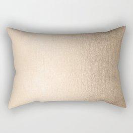 Tahitian Summer Gold Rectangular Pillow