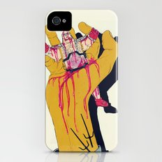 You botched it! You botched it! iPhone (4, 4s) Slim Case