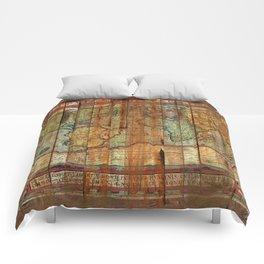 Antique World Comforters