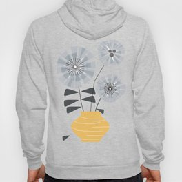 Midcentury Floral #society6 #decor #floral Hoody