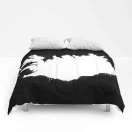 Iceland W&B Comforters