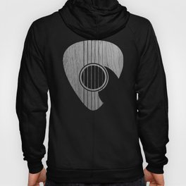 Strum... (White on Black) Hoody