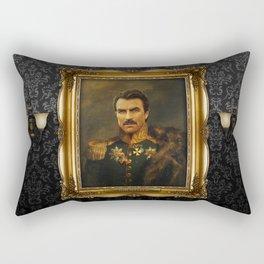 Tom Selleck - replaceface Rectangular Pillow