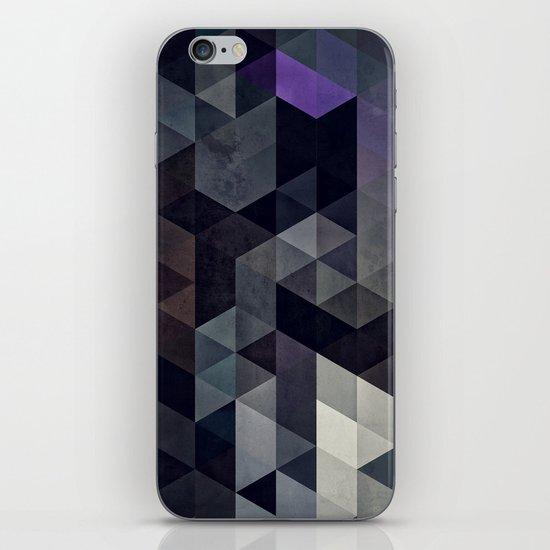 innyr wyntyr iPhone & iPod Skin