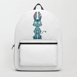 Gift Donkey Animal Backpack