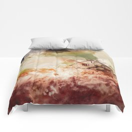 Into the Fields Comforters