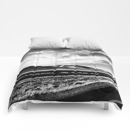 Road to San Francisco Comforters