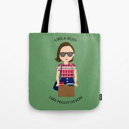 Peggy Olson Tote Bag