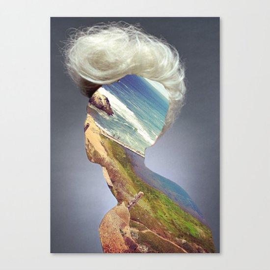 Haircut 3 Canvas Print