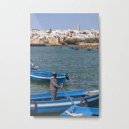 Morocco 42 Metal Print