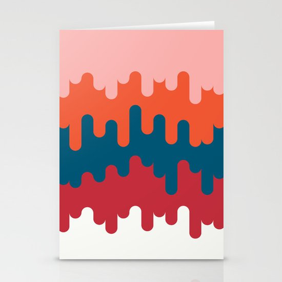 Theme Park Stationery Cards