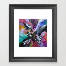 untitled z Framed Art Print