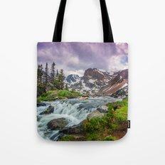 Lake Isabelle Tote Bag