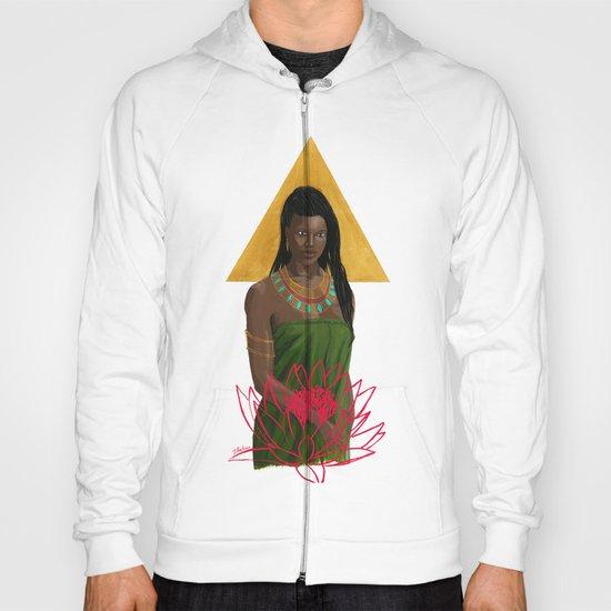 Egyptian Lotus Hoody