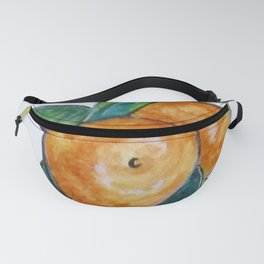Two Oranges Fanny Pack