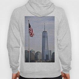 Freedom Symbol/Freedom Tower Hoody