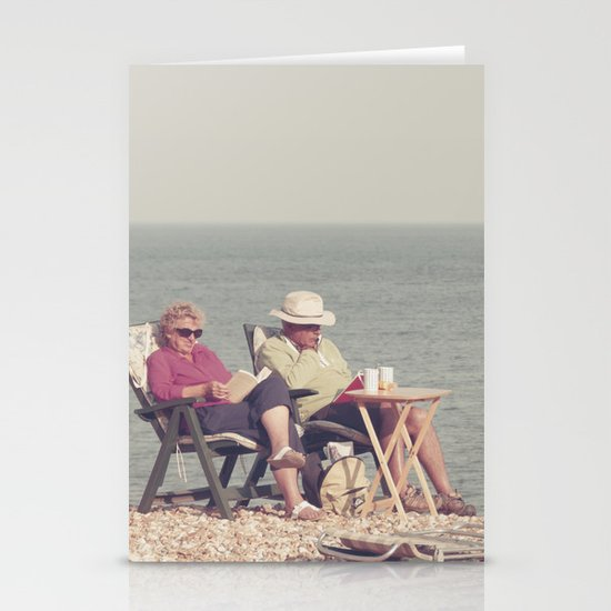 i know it's out of fashion and a trifle uncool... Stationery Cards