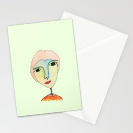 grimgrimi Stationery Cards