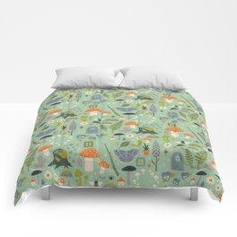 Fairy Garden Comforters