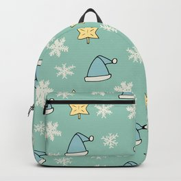Christmas pattern Backpack