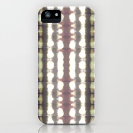 Modern Stripe iPhone Case