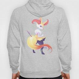 Colorful Kitsune Hoody