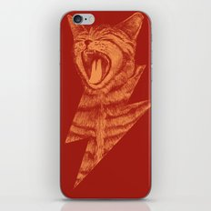 Get Out Of My 9th Life iPhone & iPod Skin