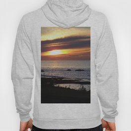 Streaked Sunset Hoody