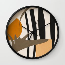 Abstract Art2 Wall Clock