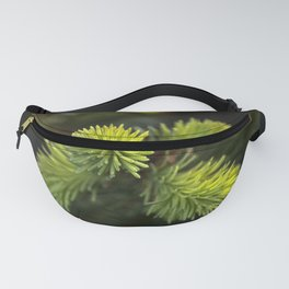 New Growth Pine Needles Fanny Pack