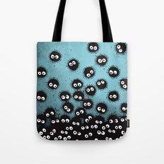 Sootballs Tote Bag