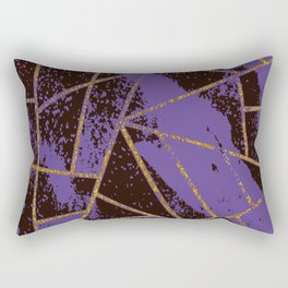 Abstract #989 Rectangular Pillow