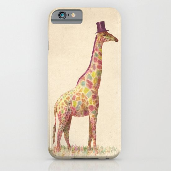 Fashionable Giraffe iPhone & iPod Case