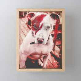 Why So Serious? Framed Mini Art Print